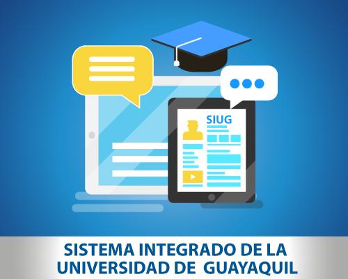 Sistema Integrado de la Universidad de Guayaquil